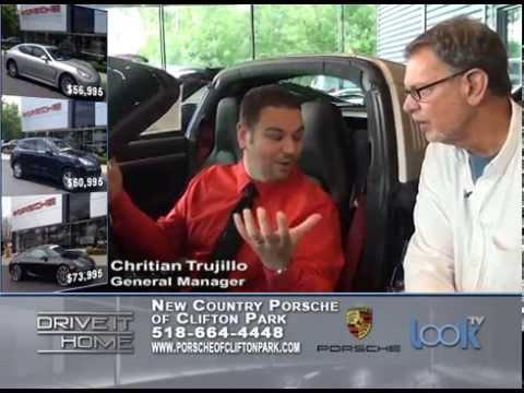 Drive it Home Porsche 6/28/14